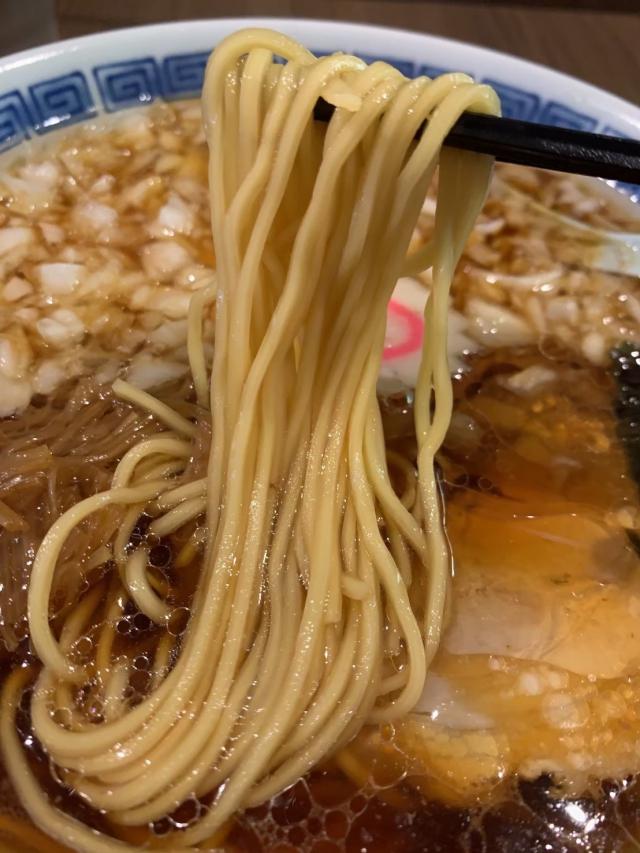 味幸 新宿御苑 麺